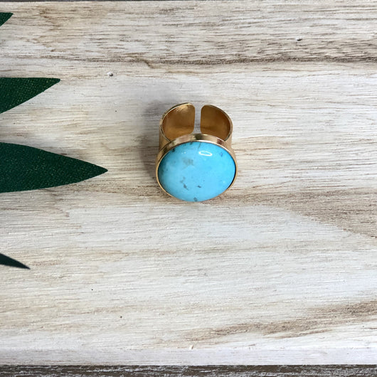 Santa Lucia Ring rounded