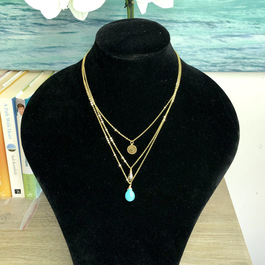 Sabanagrande necklace