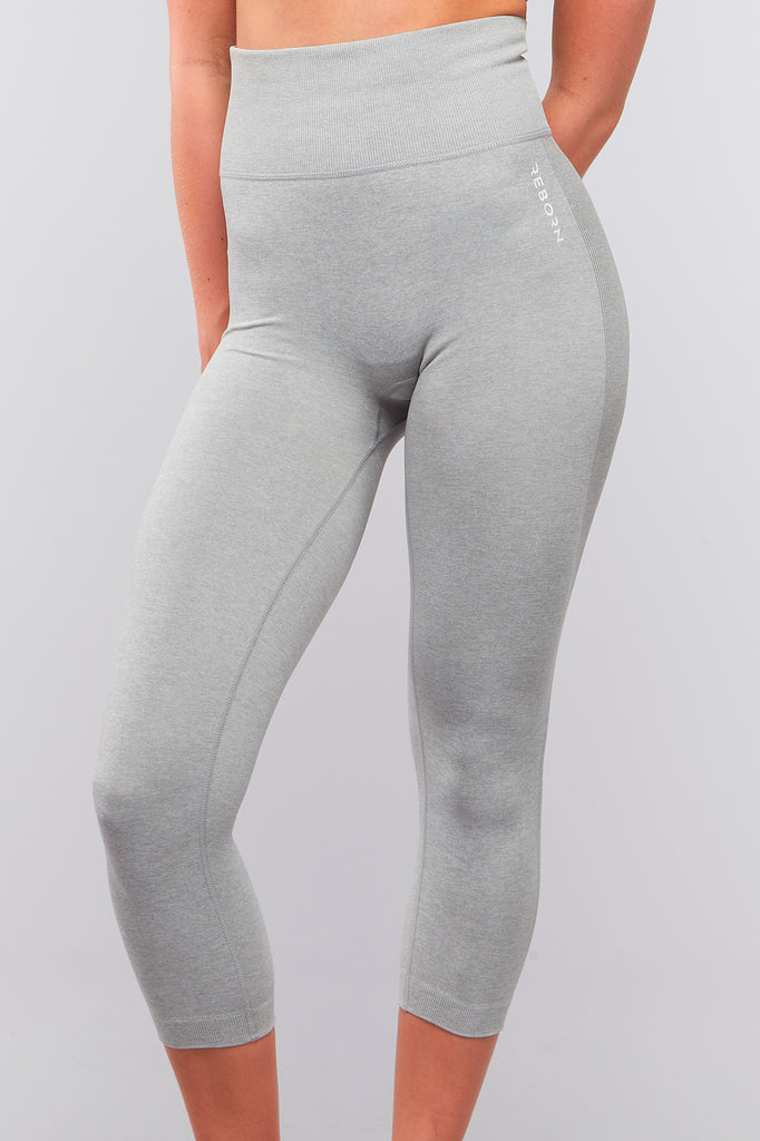 SEAMLESS BASIC LEGGINGS GREY
