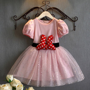 Bows and Polka Dots Dress