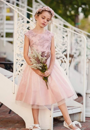Mauve Dream Dress