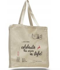 Limited Edition LT Canvas Gift Bag