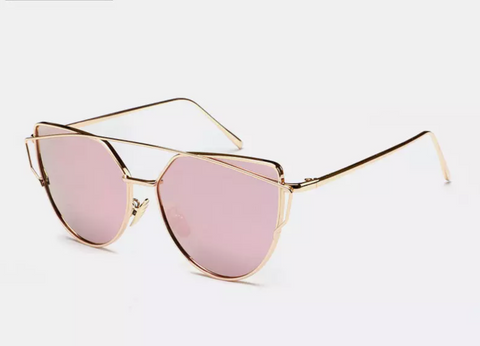 Mommy Cat Eye Sunglasses