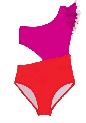 Freesia Bathing Suit