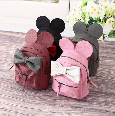 Bows & Ears Backpack