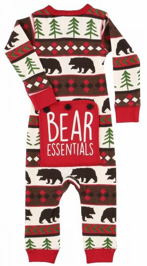 Bear Essentials Flapjacks