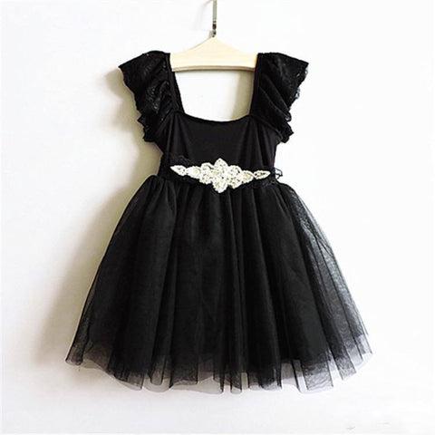 Black Couture Dress