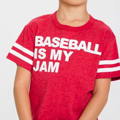 Chaser Baseball Is My Jam Tee
