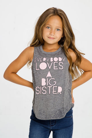 Chaser Everybody Loves a Big Sister Tank