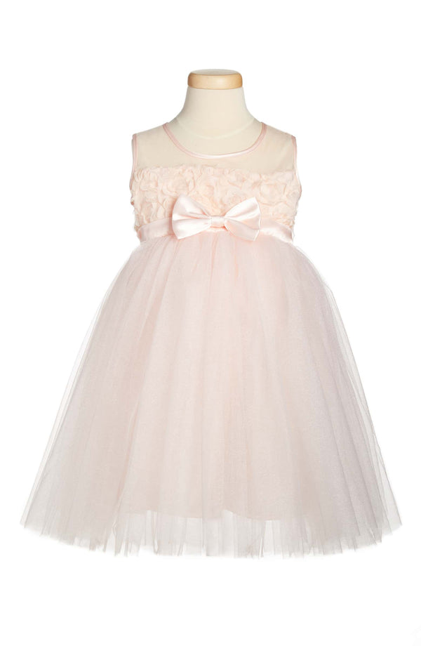Ribbons and Tulle Dress