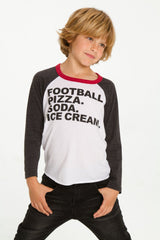 Chaser Football & Food Vintage Jersey