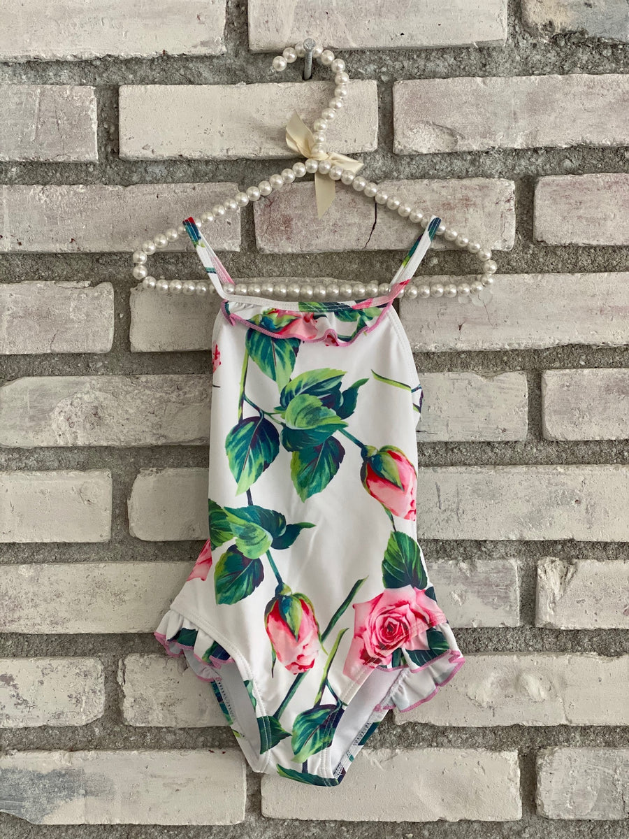 Flower Garden Swimsuit