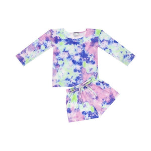 Mommy & Me Tie Dye Set