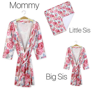 Mommy & Me Floral Elegance Collection