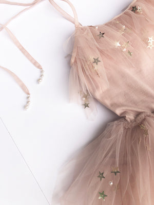 Lucky Star Flounce Dress