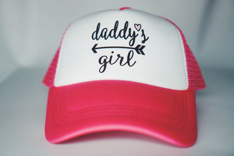 Daddy's Girl Trucker