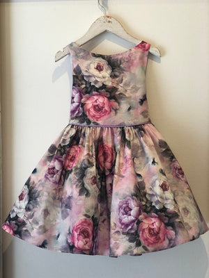 Lillian Dress - Lilac