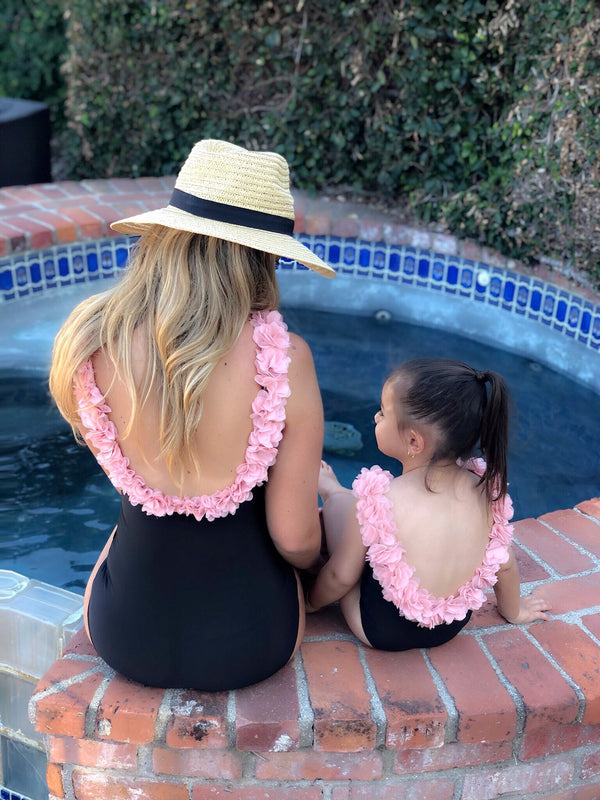 Ruffles Bathing Suit for Mommy