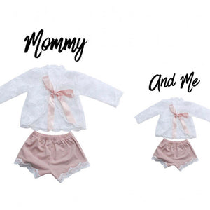 Mommy & Me Evelyn Lounge Set