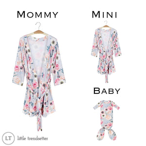 Mommy & Me Botanical Lounge Collection