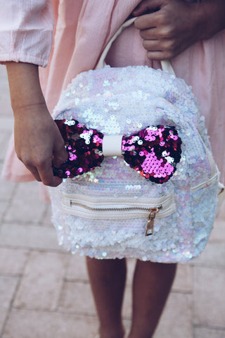 Stunning Sequins Backpack