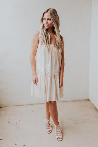 Lace Woven Dress