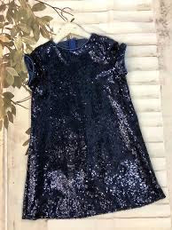 Navy Katy Dress