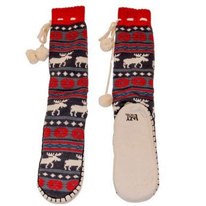 Moose Fair Slippers