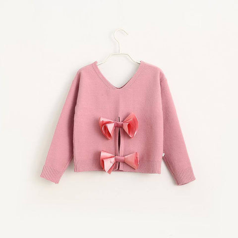Bow Knot Sweater