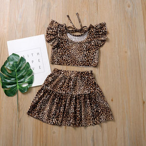 Leopard Love Set