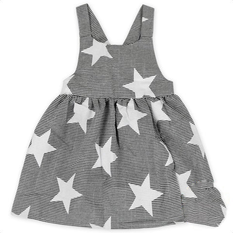 Seeing Stars Overall Dress