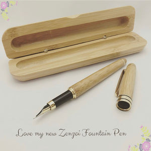 Zenzoi Fountain Pen