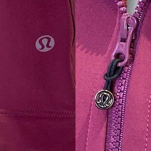 Lululemon Athletica Softshell Apres Yoga Jacket