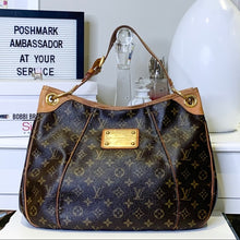 Load image into Gallery viewer, Louis Vuitton Galleira PM Monogram Bag