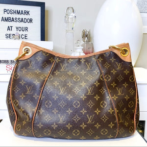 Louis Vuitton Galleira PM Monogram Bag