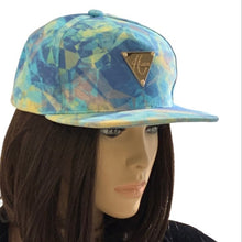 Load image into Gallery viewer, Hater Tie Dye Baseball Cap Adjustable Snap back