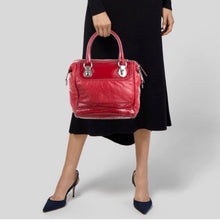 Load image into Gallery viewer, Gucci Red Leather AUTHENTIC bag