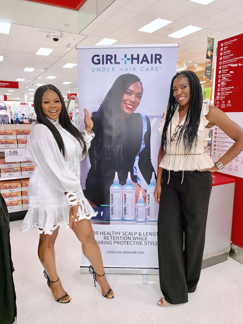 Claire's Life: Girl + Hair's Meet N Greet at Target!