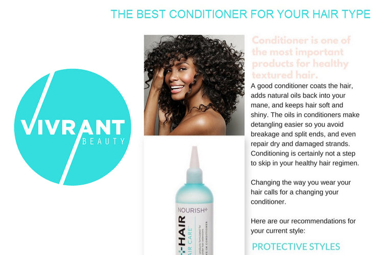 Vivirant Beauty, Girl and Hair, Under Hair Care, Best Leave in conditioner