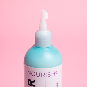 NOURISH+ Nourishing Leave In Conditioner For Curly Hair - GirlandHair Natural Hair Care