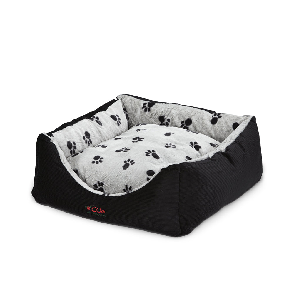 Jacks Bed Silver/Black