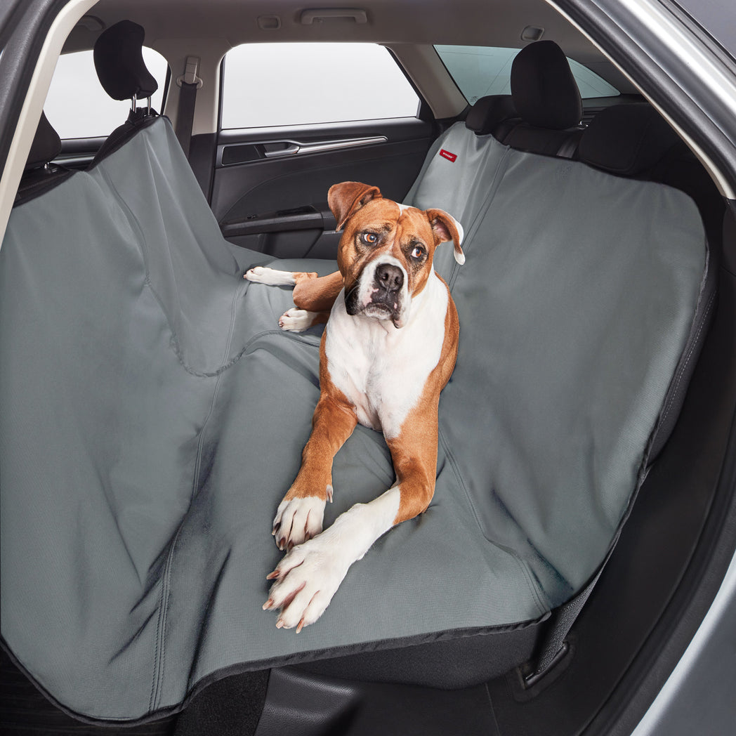 The Road Tripper Dog Car Seat Cover - Grey
