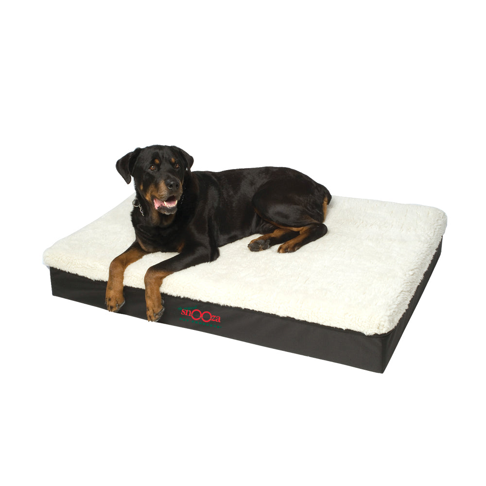 Big Dog Bed Natural