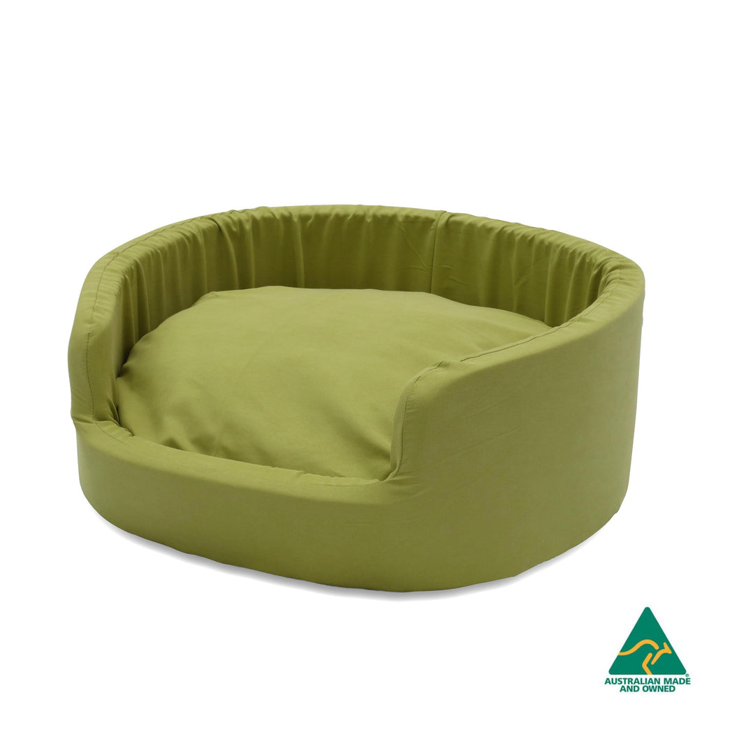 Buddy Bed Metro Avocado