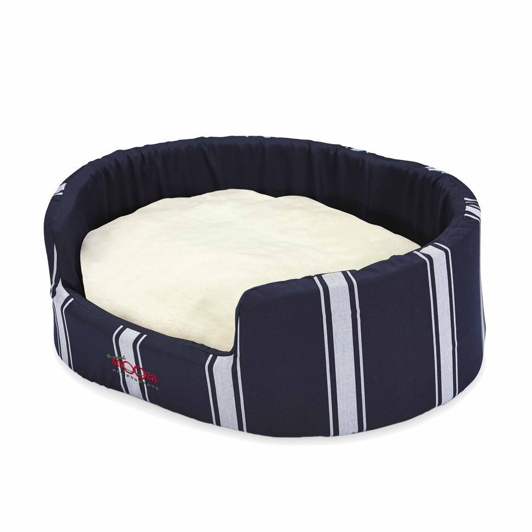 Buddy Bed Woolly Butchers Stripe