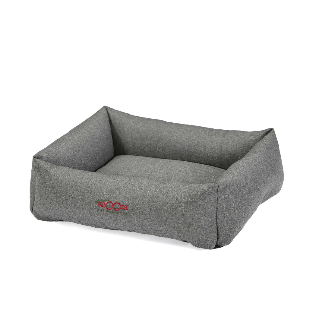 Bumper Bed Pewter