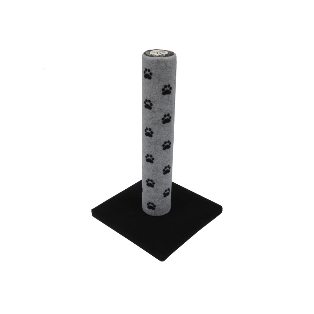 Cat Scratching Pole Grey
