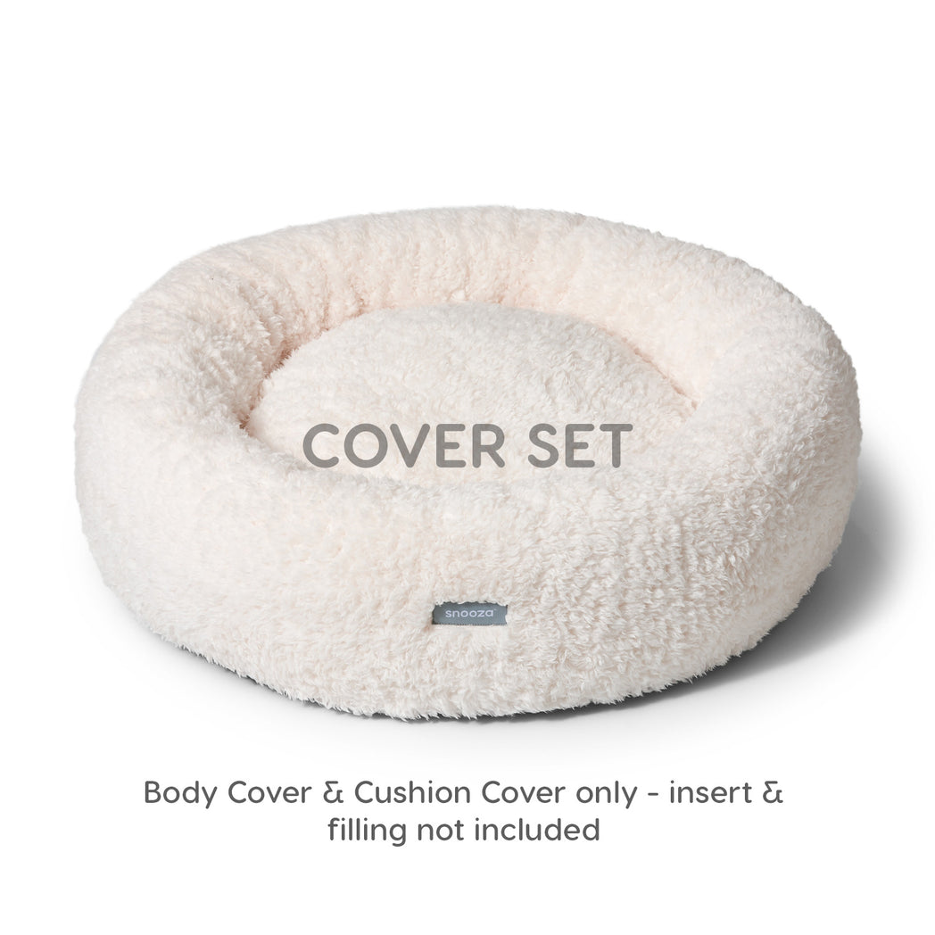 Cuddler Cover Set Natural