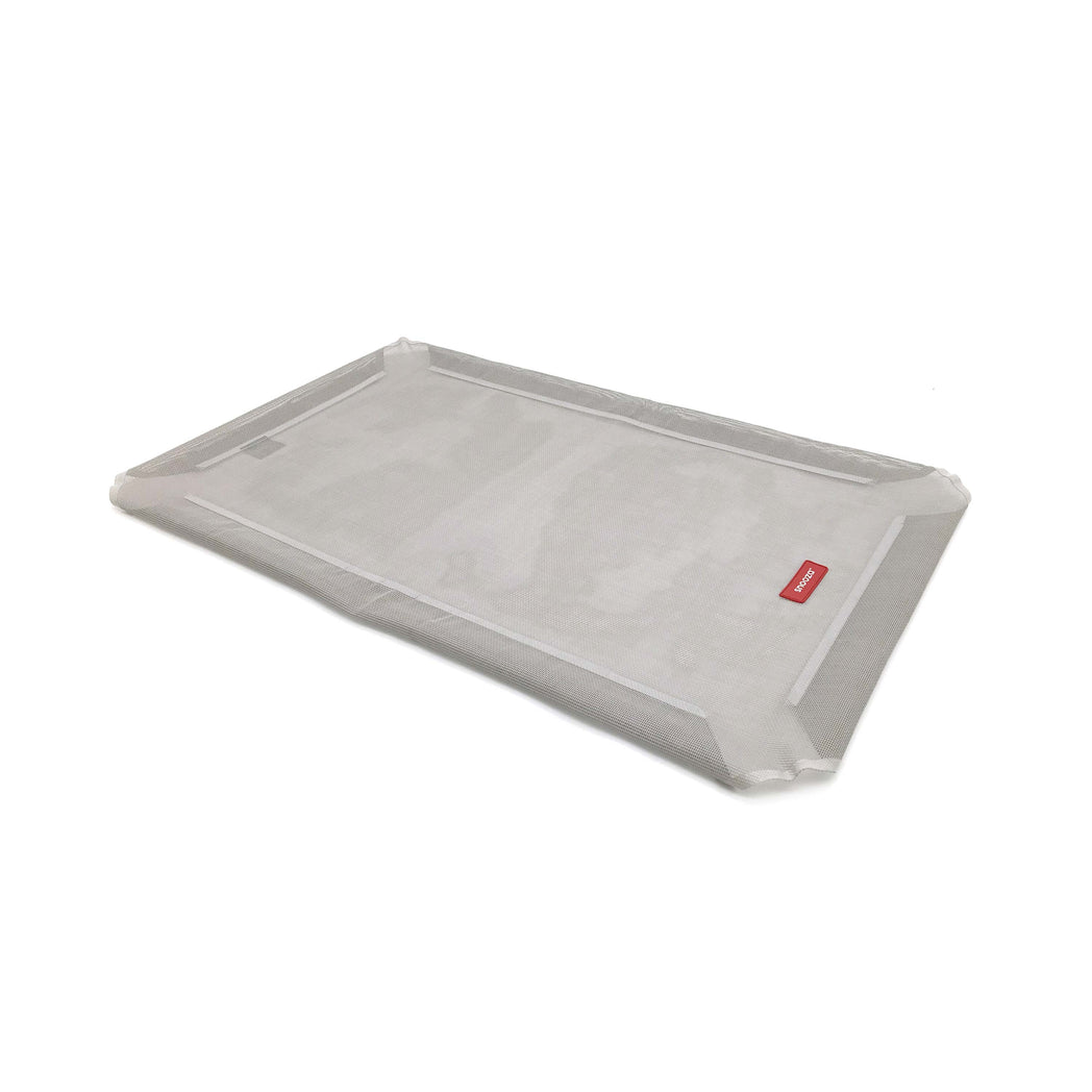 Flea Free Dog Bed Cover Grey