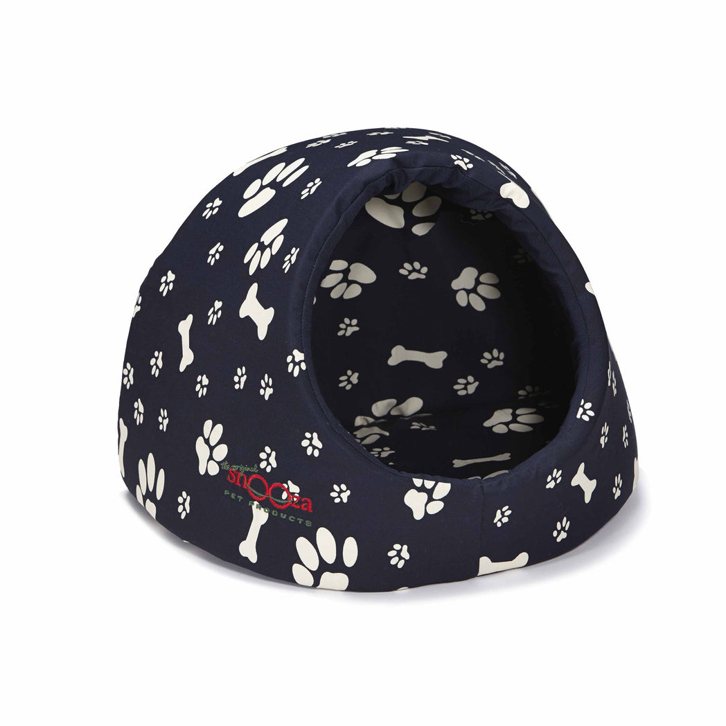 Igloo Paws N Bones Navy